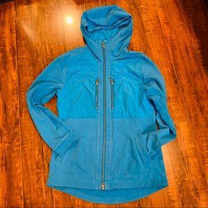 Lululemon Bright Blue Jacket